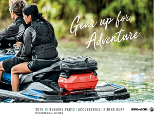2018 Watercraft Accessories
